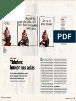 Tirinhas - Humor Nas Aulas PLE 2019