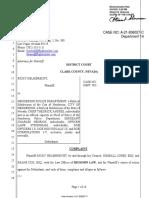 Henderson lawsuit
