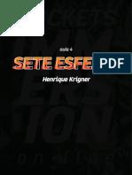 4. SETE ESFERAS - HENRIQUE KRIGNER
