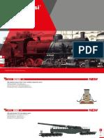 Modellismo Ferroviario - Rivarossi Catalogo 2019