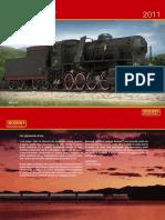 Modellismo Ferroviario - Rivarossi Catalogo 2011