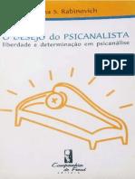 O Desejo Do Psicanalista - D. Rabinoivh [Lacanempdf]