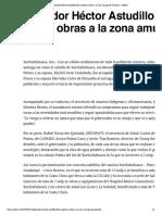 31/08/2019 Gobernador Héctor Astudillo lleva apoyos y obras a la zona amuzga de Guerrero