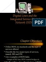 Digital Services ISDN