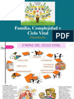 Familia, complejidad y ciclo vital