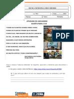 ATIVIDADE De QUARTA-FEIRA 12.05.2021