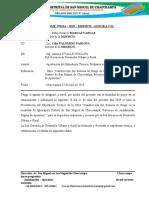 INFORME Nº 033A-2019-MDSMCH