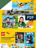 2021 LEGO Catalogo 1nd IT KtW