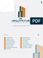 Manual de Identidade Visual - Im Arquitetura