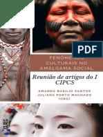 2018 Fenômenos Culturais No Amálgama Social - CLAEC 2018