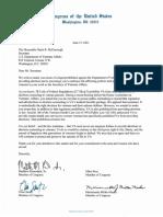 Rosendale Pro-Life Letter to VA Secretary