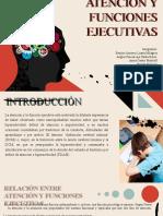 Atención y funciones ejecutivas