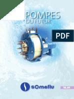 SOMEFLU -Pompes centrifuges anticorrosives  NP_NP-S PLASTIQUE