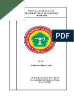 Toaz.info Proposal Perencanaan Praktik Keperawatan Mandiri Generalis Oleh Sugiyo Skep Pr 4d620ec429227b49926cb3dca3a51b42 Dikonversi