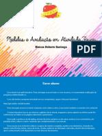 QUEIROGA, M. R. Medidas e Avaliação em Atividade física