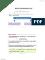 Valorisation et modèles multi factoriels
