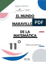 MATEMATICA 11° MEDIA ACADEMICA