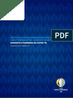 Protocolo Medico Conmebol Port - CA 2021 Bra Final