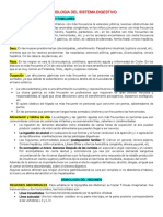 10.  SEMIOLOGIA DEL SISTEMA DIGESTIVO