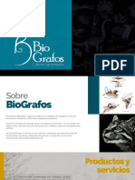 Portafolio BioGrafos
