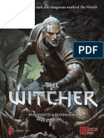 The Witcher Pen & Paper RPG PT BR