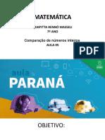 EnFundII_matemática_7ºAno_slide Aula 05