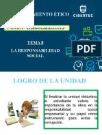 PPT UNIDAD 04 TEMA 8 2019 06 Comportamiento Etico (2855)