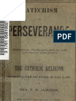 Catechism of Perseverance [of the Catholic Religion]