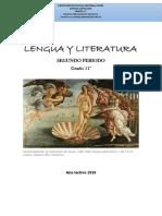 Guía Lengua castellana 11° P2