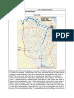 Habilitación de troncales para el servicio de transporte en Barranquilla
