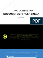 Instructivo como Consultar Normas NFPA