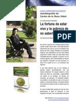 Conferencista Inspiracional - Carlos de La Rosa Vidal Biografia