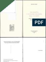 Filosofía y fenomenología del Cuerpo - Michel Henry
