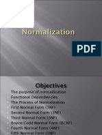 Normalization Consolidated 2003