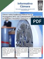 Fdocumentos.tips Informativo Camara Novembro de 2014