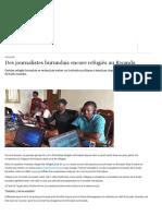 Des journalistes burundais encore refugiés au Rwanda | Afrique | DW | 14.10.2020