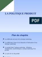 IEL Strategie Marketing Notion Produit