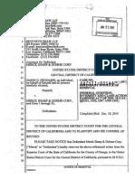 Frudakis v. Merck - Notice of Removal