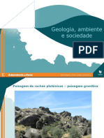 Geologia, Ambiente e Sociedade