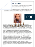 AN INTRODUCTION TO DARWIN