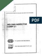 TWI_CSWIP_3.1_Welding_Inspector