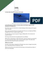 07-03-11 US drone strike 'kills 40' in Pakistani tribal region