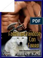 Amber Kell - Serie Manada de Luna - 06 Familiarizandose Con Farro