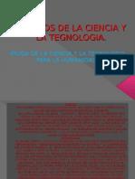 CAMINOS DE LA CIENCIA Y LA TEGNOLOGIA