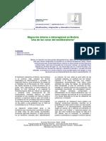 6638.Migracion Interna e Intraregional en Bolivia Victor Vacaflores (1)