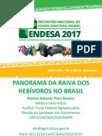 7 Panorama da Raiva dos herbivoros no Brasil - Marcio Piani