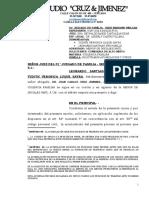 ACUMULACION DE PROCESOS Y OTROS - LEONARDO SANTIAGO TIPO PARILLO