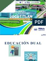 Presentación Dual Para Promocion