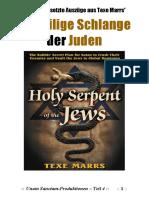Die Heilige Schlange Der Juden