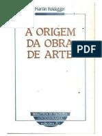 A Origem Da Obra de Arte. by Martin Heidegger (Z-lib.org)